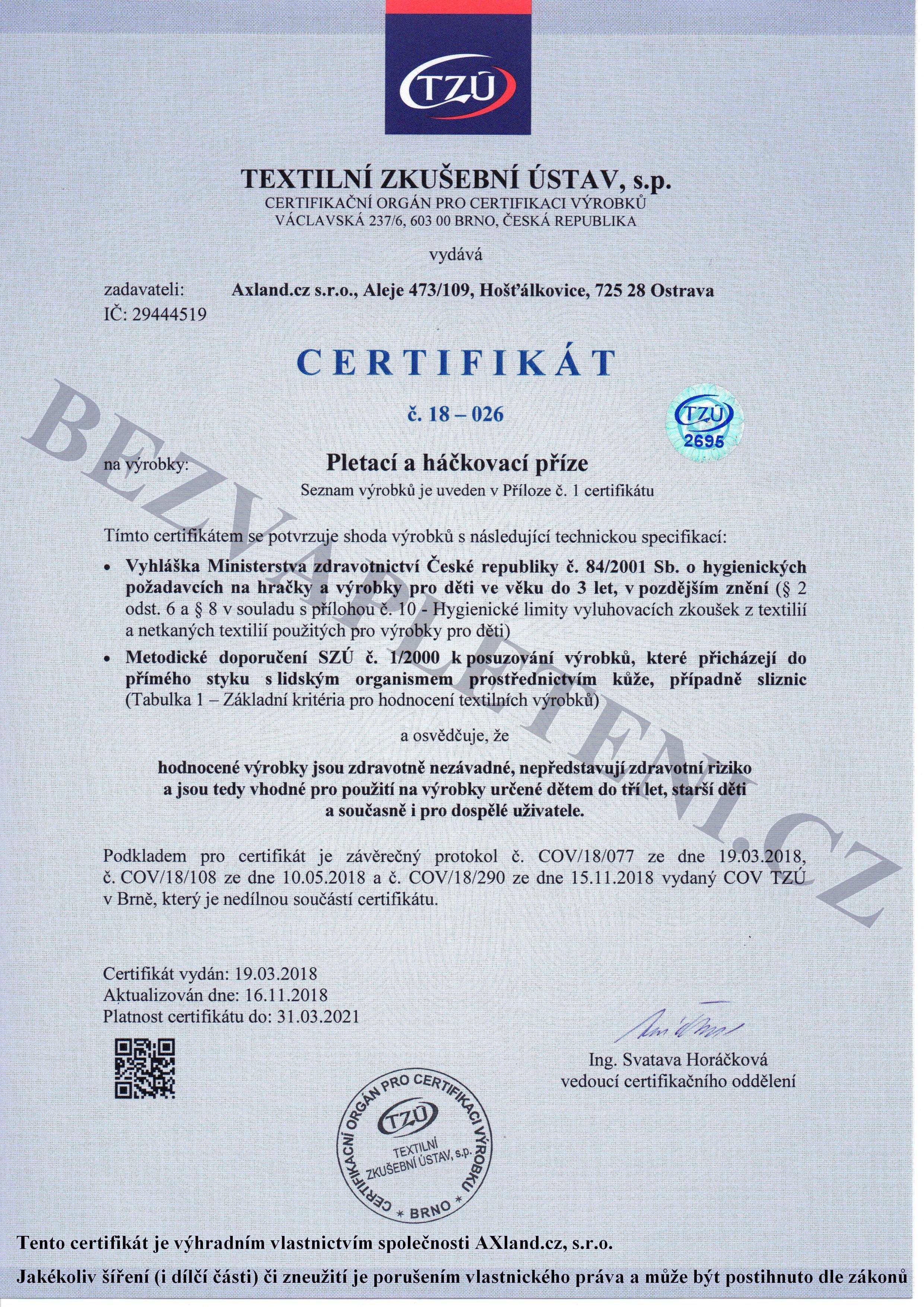 YarnArt_certifikat_TZU_2019_1